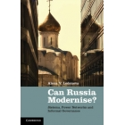 Can Russia Modernise? Sistema, Power Networks and Informal Governance