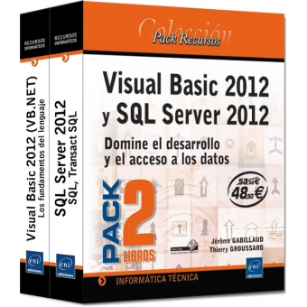 Visual Basic 2012 y SQL Server 2012