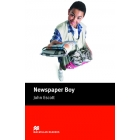 Newspaper Boy (Macmillan Readers Beginner)