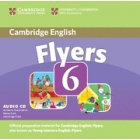 Flyers 6 Class CD Audio