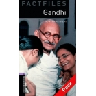 Gandhi. Factfiles. MP3 Pack. OBL 4