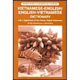 Vietnamese-english/english-vietnamese dictionary. Hippocrene Standard Dictionary