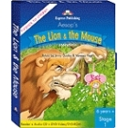 Storytime Funpack for Children, The Lions & the Mouse