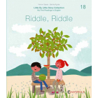 Little by little: My first readings in English #18 - Riddle, riddle