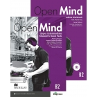 Open Mind B2 Upper-Intermediate. Student´s Book & Workbook Pack with answer key