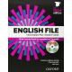 English File Intermediate Plus: Student's Book + WorkBook With Key. Pack 3rd Edition