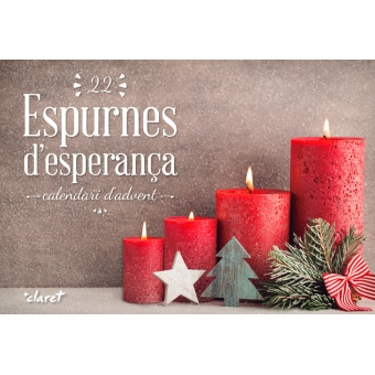 22 Espurnes d'esperança. Calendari d'advent