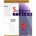 A practical introduction to software  design with C++
