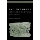 Ancient greek literary letters (selections in translation)