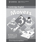Movers 3 (Camb. Young Learners English Tests) Answer Booklet