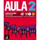 Aula 2 Nueva Edición A2 Libro del alumno + Audio CD+MP3