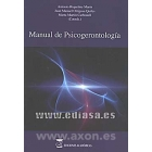 Manual de psicogerontologia