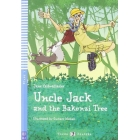 Young ELI Readers - Uncle Jack and the Bakonzi Trees + CD-Audio - Stage 3 - A1.1 Movers