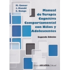 Manual de terapia cognitiva comportamental con niños y adolescentes
