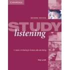Study Listening. Student's book. Intermediate to Advanced (A course in listening to lectures and note-taking)