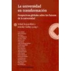 La universidad en transformación