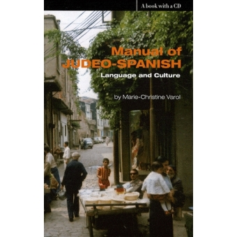 Manual of Judeo-Spanish. Language and culture. A book with a CD