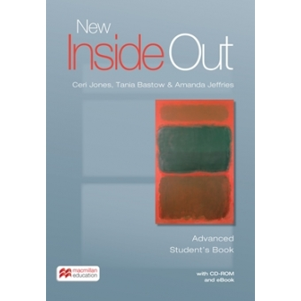 New Inside Out Advanced + eBook Student's Pack