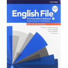 English File 4th edition - Pre-Intermediate - Student's Book + Workbook MULTIPACK B