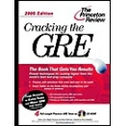 Cracking GRE 2006  edition (with CD-ROM)