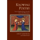 Knowing poetry: verse in medieval France from the