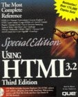 Using HTML 3.2  ( Special Edition)