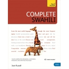 Complete Swahili Beginner to Intermediate Course : (Book and audio support)