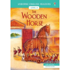 The wooden horse (Usborne English Readers Level 2 A2)