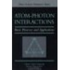 Atom-photon interactions. Basic processes and applications