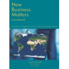 The New Business matters. The business course with a lexical approach