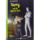 Young ELI Readers - Harry And The Egyptian Tomb + Multi-ROM - Stage 4 - A2 Flyers