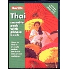 Thai cassette pack with phrase book