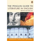 The Penguin guide to literature in English. Britain and Ireland