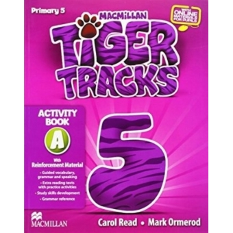 Tiger 5 Activity Book Pack A
