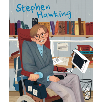 Genius Series: Stephen Hawking
