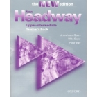 New Headway new upper-intermediate Teacher's Book