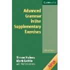 Advanced Grammar in Use Supplementary exercises with anwers