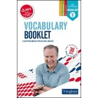 Vocabulary Booklet (Audio descargable)