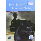 Three tales of terror and mystery - 2º bach.