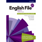 English File 4th edition - Beginner - Teacher's guide + Teacher's resource Pack