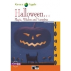Halloween... Magic, Witches and Vampires. Green Apple Step 1 (A2) + CD