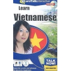 Talk Now: Aprenda Vietnamita. Nivel elemental. CD-ROM
