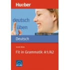 Fit in Grammatik A1/A2 (deutsch üben-Taschentrainer)