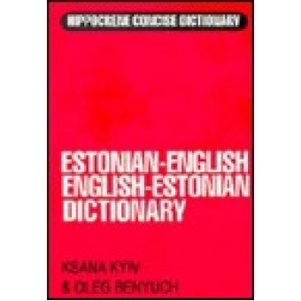 Estonian - english, english estonian dictiomary