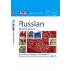 Berlitz Language: Russian Phrase Book & CD