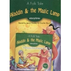 Aladdin & the Magic Lamp Storytime Stage 3 + CD Audio