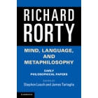 Mind, language, and metaphilosophy (Early philosophical papers)