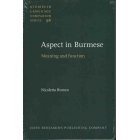 Aspect in Burmese: Meaning and Function