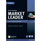Market Leader Upper-Intermediate 3rd Edition Coursebook with DVD-ROM Pack