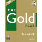 CAE Gold Plus Coursebook with iTst CD-ROM
